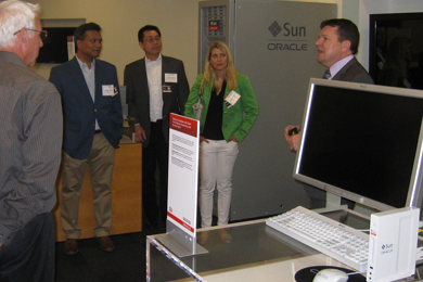 2013 Congressional Staff Tour of Northern Virginia Technology Companies