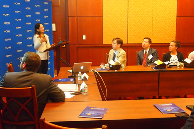 Roundtable Discussion with Cisco's Padmasree Warrior