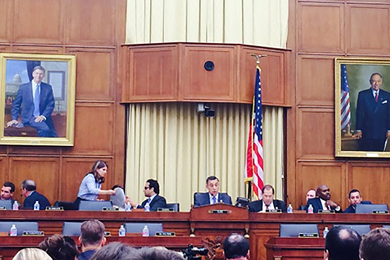 Congress Races to Embrace the Internet of Things