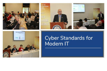 Cyber Standards for Modern IT