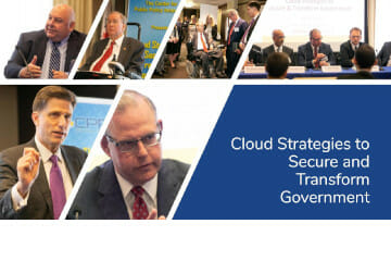 Cloud Strategies to Secure and Transform Government
