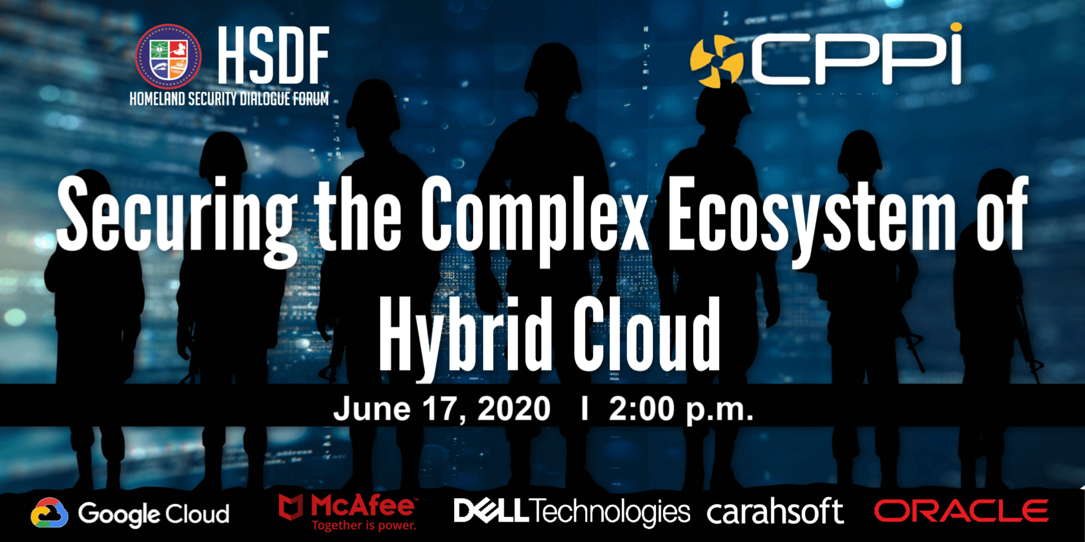 Securing the Complex Ecosystem of Hybrid Cloud  Virtual Symposium